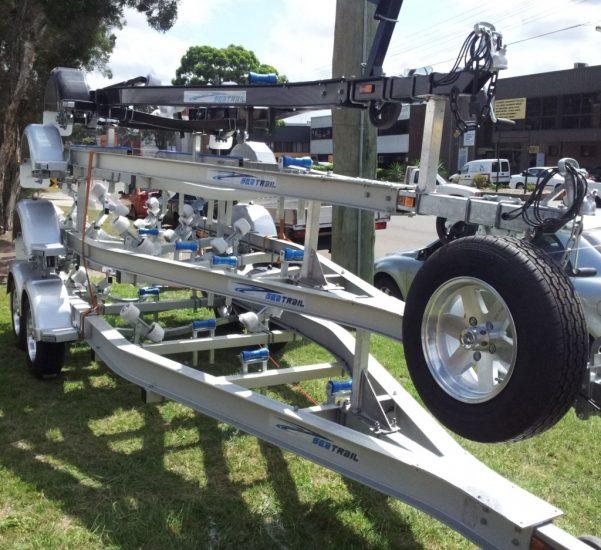 Aluminium Trailer Range